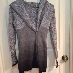 Athleta xxs tunic/ sweater